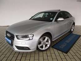 2013 Audi A4 2.0TDI Ambition multitronic with Sunroof
