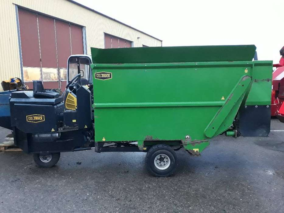 Kl-truck 3,5 M3