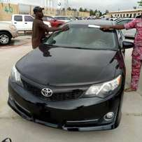 XLE Tokunbo Camry 2013