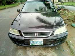Registered Honda civic manual
