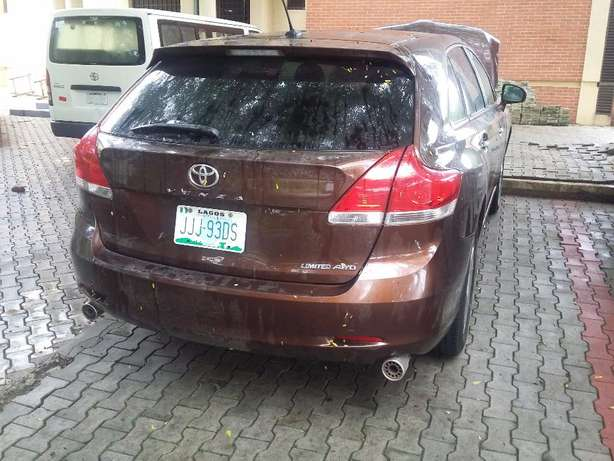 New Toyota Venza 2012 (fairly used in nigeria ) Lagos - image 1