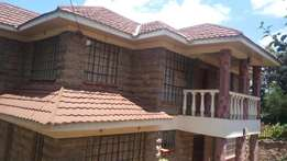 5 bedrooms(4 ensuite) maisonette for sale in Ngong, Muthaiga Estate