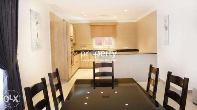 Furnished three bedroom apartment for rent in Fintas, Kuwait الفنطاس -  2