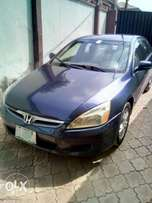 Honda accord 06/07