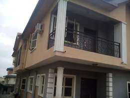 newly built 6 bedroom semi detached duplex for sale at magodo phase 2