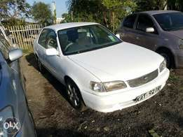 Toyota corolla 110,Manual transmission. Clean,buy and drive