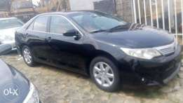Extremely Clean Tokunbo Toyota Camry 2013 model