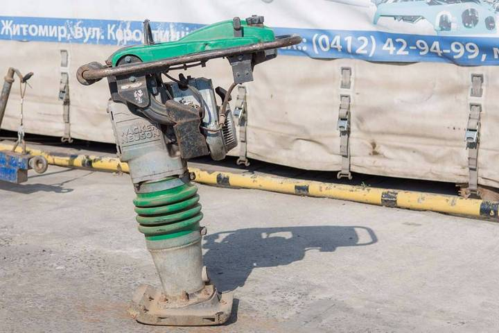 Wacker Bs50-2 - 2012
