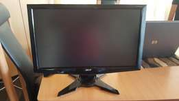 """Acer LCD Monitor for sale 18.5"""" Wide Screen"""