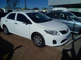 2011 Toyota Corolla Professional with only 157000km