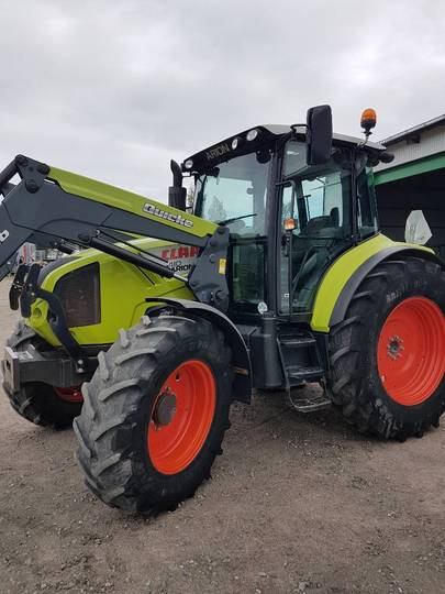 Claas Arion 410 Cis - 2012