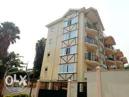 Uphill Fully Furnished Apartment in Kololo