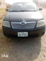 This is a good Toyota corolla for sale