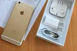 Original iPhone 6s plus with complete accessories and the proof