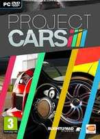 Project Cars PC GAME - R150