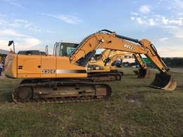 Bell Lhieber 230E Excavator For Sale.