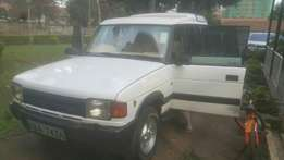 Landrover Discovery on sale