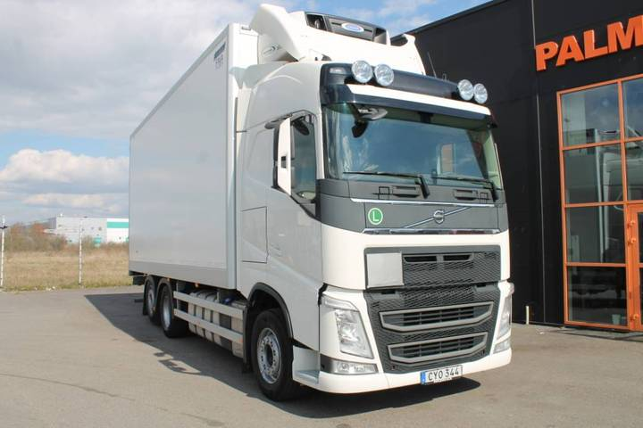 Volvo Fh 6*2 - 2013