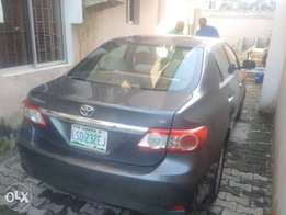 2013 Registered Used Toyota Corolla For Sale 2.7M