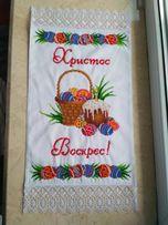 Пасхальний Рушник - Витвори майстрів   рукоділля в Тернопіль - OLX.ua 9c3e9fea63923