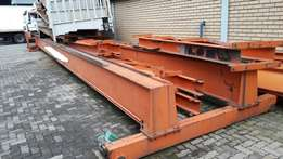 2005 Overhead 5 Ton Crane Complete for sale