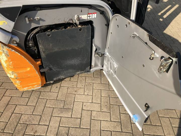 Heftruck STILL RX20-14 triplo430 freelift sideshift 201... - 2015 - image 19