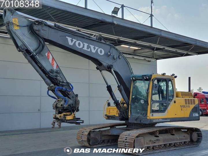 Volvo EC210 B LC Roto tilt - nice machine - 2002
