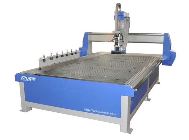 Woodworking CNC Router with Linear ATC ATC- RJ 1325/1530/2030/2040 Edenvale - image 2