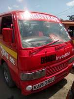 Well mantained matatu for sale clean engine and Music inside