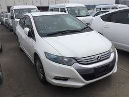 Insight Honda Hybrid