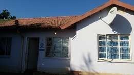 3 bedroom house 7000 negotiable