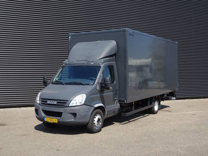 Iveco 65.180 KOFFER + LBW - 2008