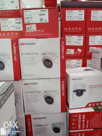 CCTV camera security system selling fixing repring also available