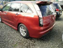 Honda stream sports edition 2009