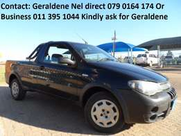 2007 Fiat Strada 1.7TD EL a/c Good Condition 141 000kms Call Now