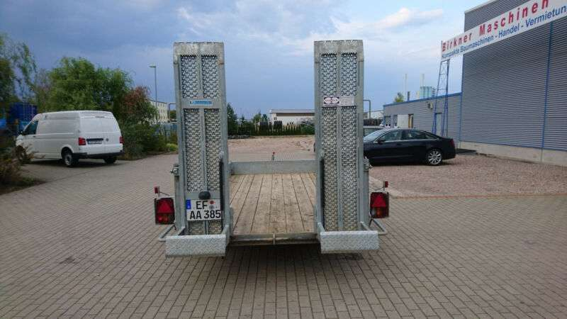 Blomenröhr Maschinentransporter - 2015 - image 4