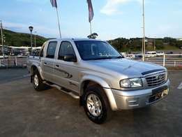 2006 mazda drifter 2500D double cab