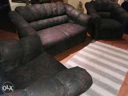4 seater couch set
