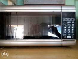 Kenwood Microwave with Grill