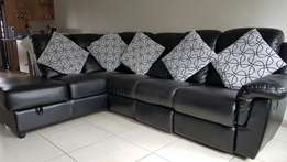 A couch that will add a little light into your home :)