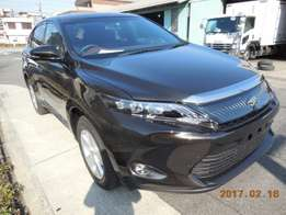 Toyota Harrier 2016 Sunroof,Leather