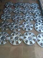 2nd hand Volkswagen Polo Vivo Wheelcaps. Single or set of 4