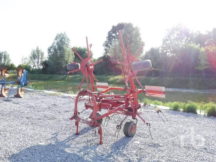 Fella TH540DHY Hydraulic