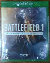 """Battlefield """"1"""" Deluxe Edition Xbox One #*# new"""