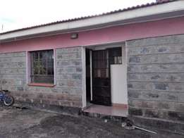 A bedsitter for rent in Ngong town