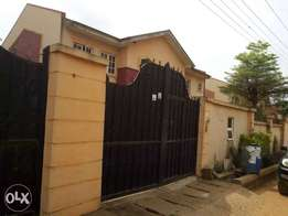 Two units of 4bedroom semi detached for sale in Magodo isheri