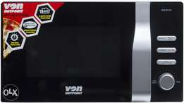 Brand New Von Hotpoint MWO HMG-201DS Grill 20L Microwave