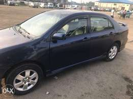 First body corolla 2004 for sale