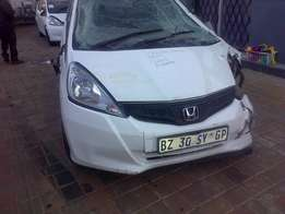 honda jazz 2014 parts available call us