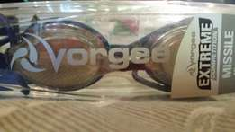 Vorgee proffesional goggles - mirrored lens and casing